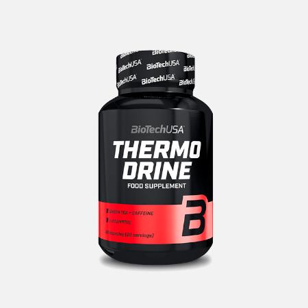 Thermo Drine Capsulas – 60 cápsulas – BioTech USA