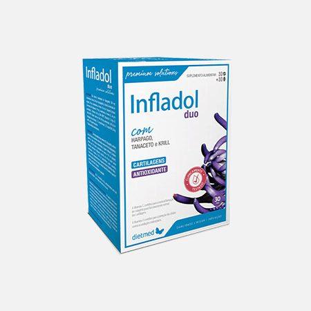 Infladol Duo – 30 comprimidos + 30 cápsulas – DietMed
