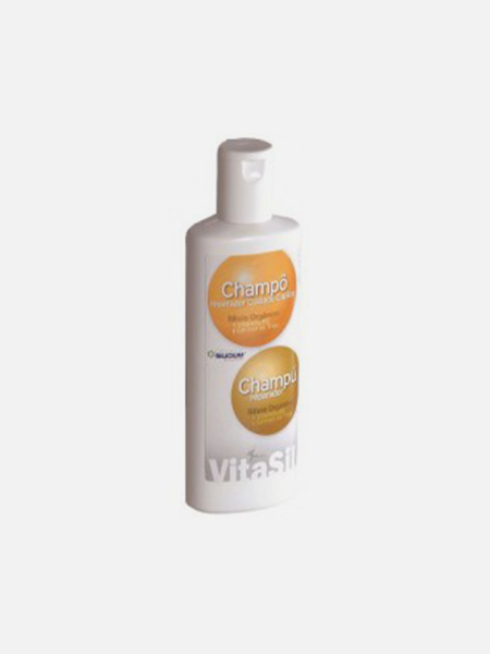 Champô Reparador Cuidado Capilar – 150 mL - VitaSil