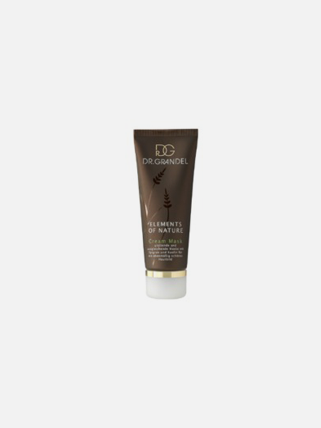 Elements of Nature Cream Mask – 75 mL - Dr Grandel