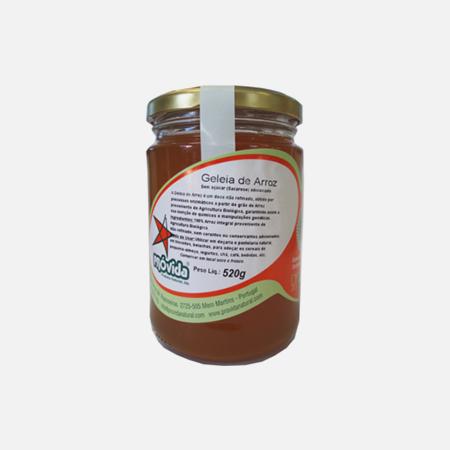 Geleia Agave de Arroz – 520 g – Próvida