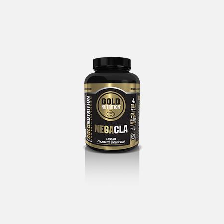 Mega CLA – Gold Nutrition – 100 cápsulas