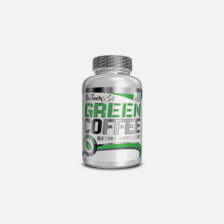 Green Coffee Comprimidos – 120 comprimidos – BioTech USA