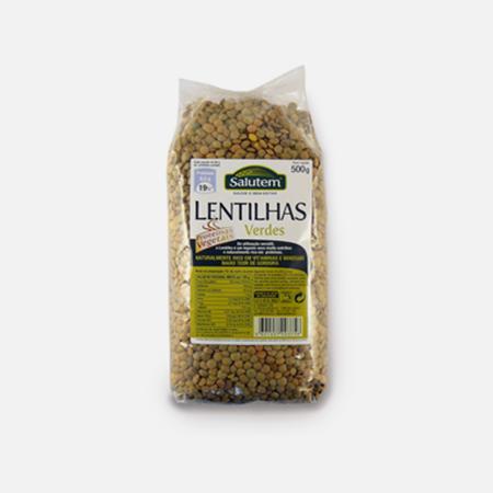 Lentilhas Verdes – 500 g – Salutem
