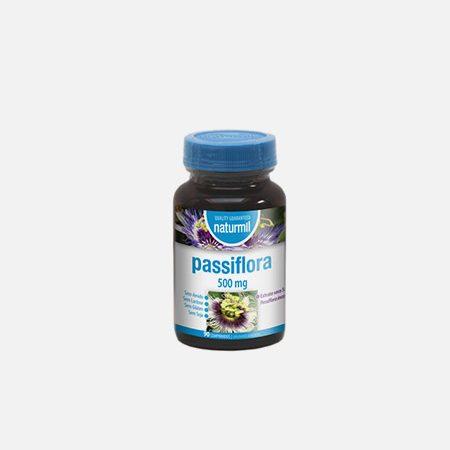 Naturmil Passiflora 500mg – 90 comprimidos – DietMed