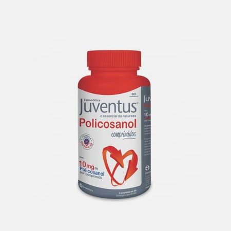Juventus Policosanol – 90 comprimidos – Farmodiética