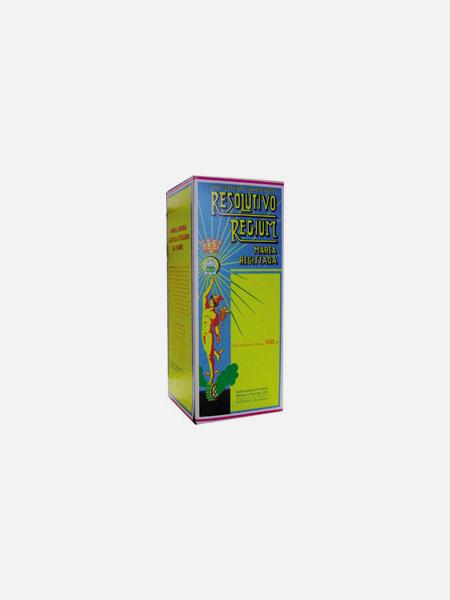 Resolutivo Regium xarope - 600 mL - DietMed