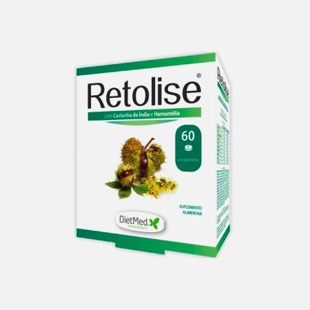 Retolise Comprimidos – 60 comprimidos – DietMed