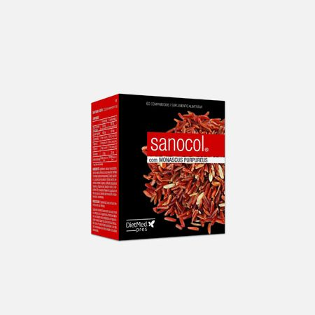 Sanocol Comprimidos – 60 comprimidos – DietMed