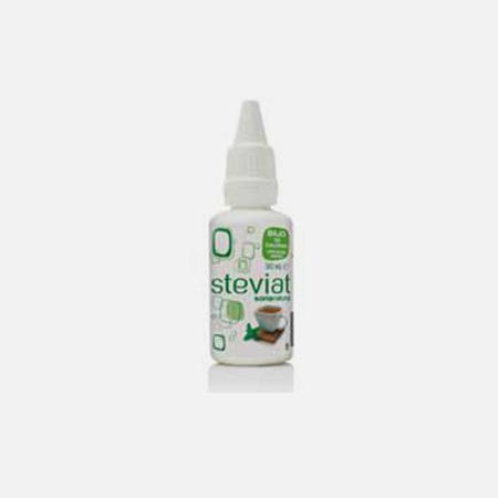 Stevia Líquida – 30 mL – Soria Natural