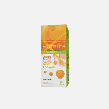 Barriga Line xarope – 500 ml – Bio-Hera