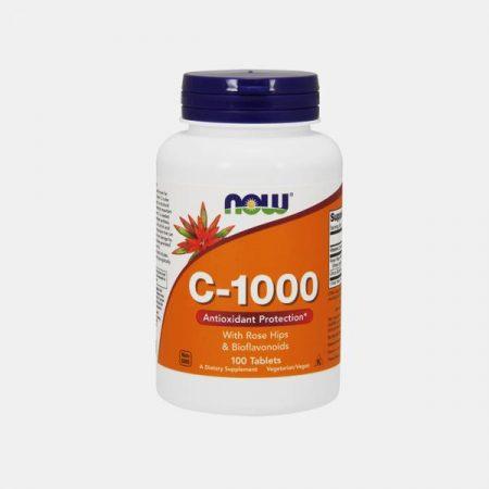 C-1000 – 100 comprimidos – Now