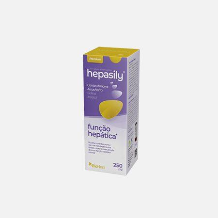Hepasily xarope – 250 ml – Bio-Hera