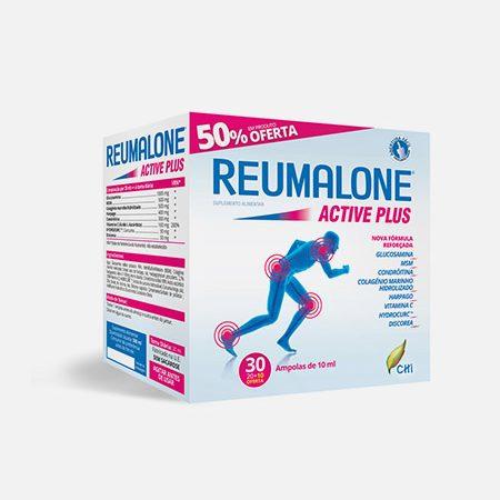 Reumalone Active Plus – 20+10 ampolas – CHI
