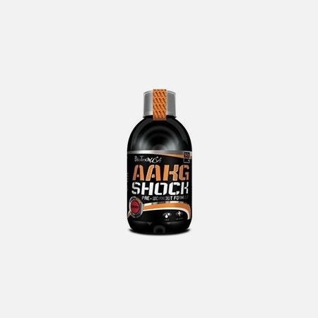 AAKG Shock – 500  – BioTech USA