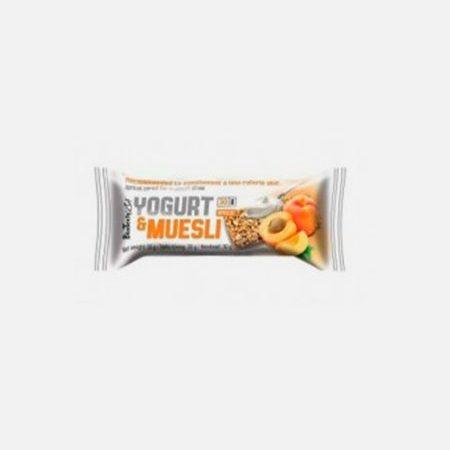 Barra Iogurte & Muesli de Pêssego – 30g – BioTech USA