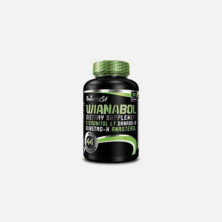 Wianabol Capsulas – 90 cápsulas – BioTech USA