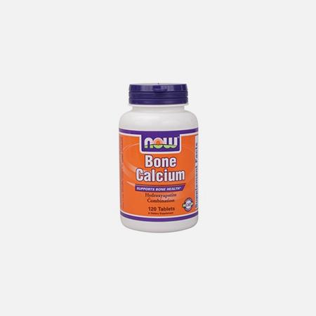 Bone Calcium Comprimidos – 120 comprimidos – Now
