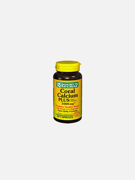 Coral Calcium Plus_Good'N Natural