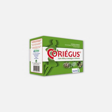 Coriégus – 60 cápsulas – DieMed