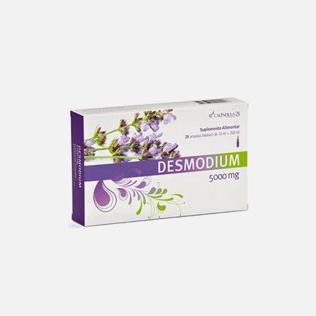 Desmodium 5000 mg – 20 ampolas – Calêndula