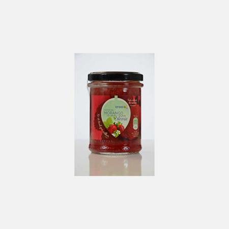 Doce de Morango com Stevia – 200 g – Won