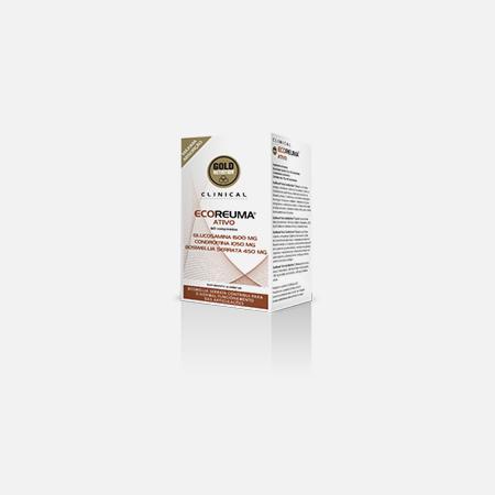 EcoReuma Ativo Comprimidos – 60 comprimidos – Gold Nutrition