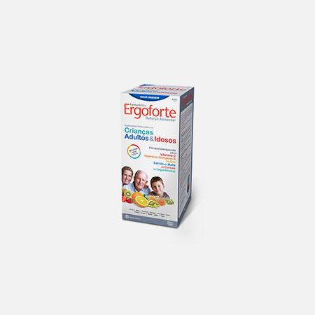 Ergoforte Xarope – 480 mL – Farmodiética