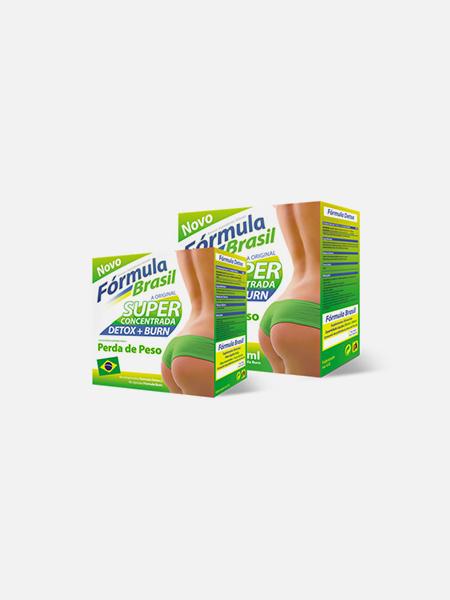 Fórmula Brasil – 60 + 60 cápsulas - CHI
