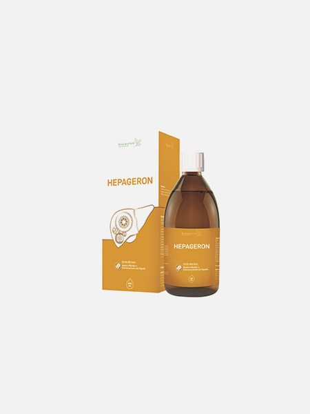 Hepageron xarope - 500 ml - Biocêutica