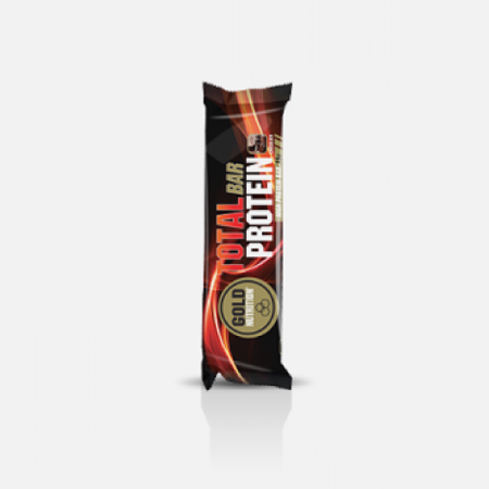 Total Protein Bar Chocolate – 15 g – Gold Nutrition