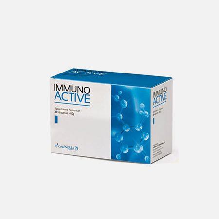 Immuno Active – 30 saquetas – Calêndula