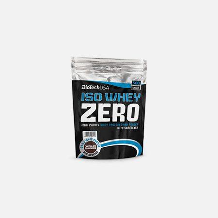 Iso Whey Zero – 500 g – BioTech USA
