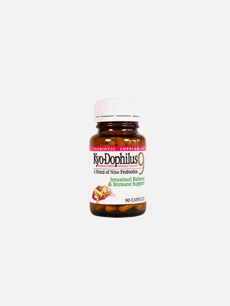 Kyo Dophilus 9 - 90 cápsulas - Kyolic