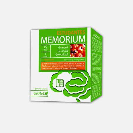 Memorium Estudantes Ampolas – 15 ampolas – DietMed