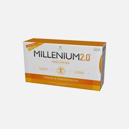 Millenium 2.0 Ampolas – 30 ampolas – BioHera