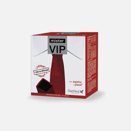 Mister VIP Capsulas – DietMed – 60 cápsulas