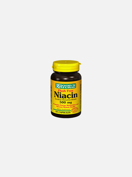 Niacin_Good'N Natural