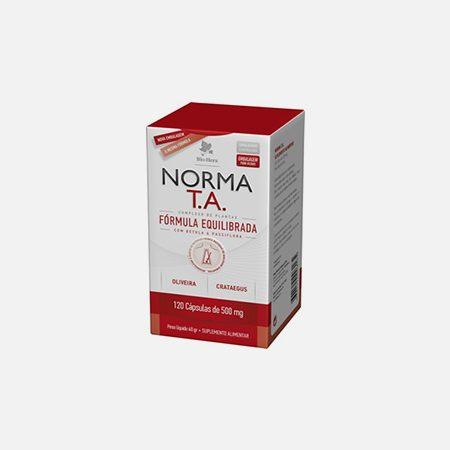 Norma T.A. Capsulas – 120 cápsulas – BioHera