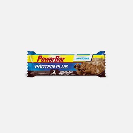 Protein Plus Chocolate&Brownie – 35 g – Power Bar