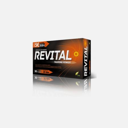Revital 30 Ampolas – CHI