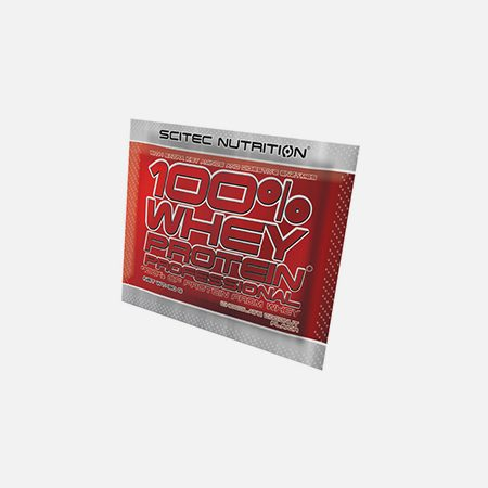 100% Whey Protein Professional – 30 g – Scitec Nutrition