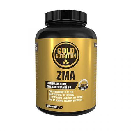 ZMA – 90 cápsulas – Gold Nutrition