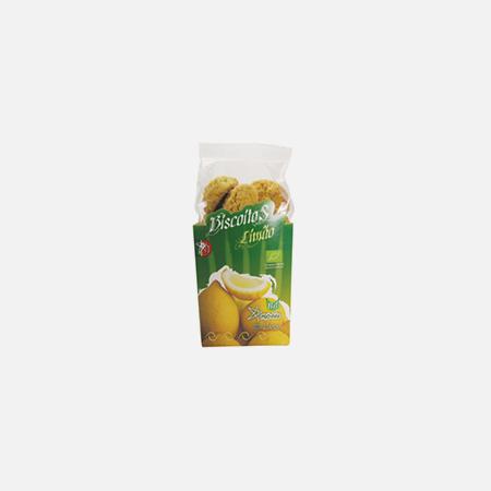 Biscoito Limão Bio – 250 g – Próvida