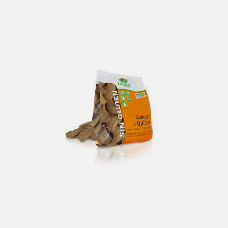 Bolachas de Quinoa Biológicas – 200 g – Soria Natural