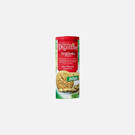Bolachas Digestivas Originais – 190 g – Santiveri
