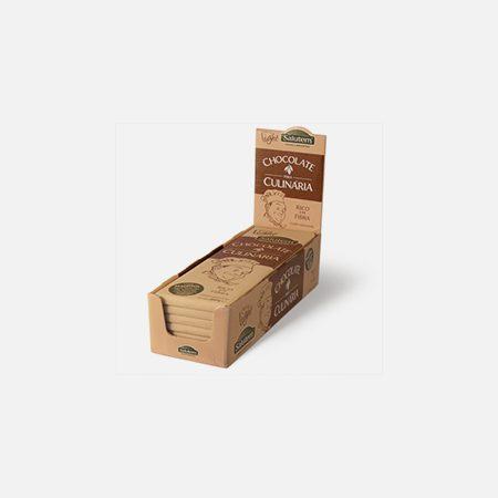 Chocolate de Culinária Sem Açucar – 200 g – Salutem