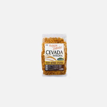 Flocos de Cevada Integral Tostados – 250 g – Salutem