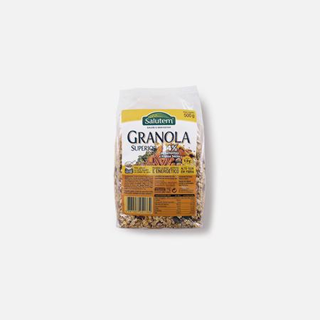 Granola Superior – 500 g – Salutem
