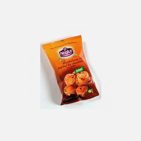 Noglut Madalenas com Pepitas de Chocolate – 170 g – Santiveri
